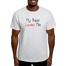 My Poppi Loves Me T-Shirt