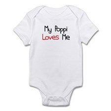 My Poppi Loves Me Infant Bodysuit