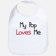 My Pop Loves Me Bib
