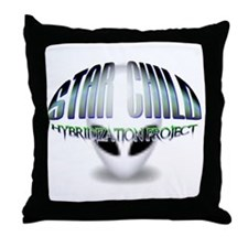 NEW! - Star Child Throw Pillow