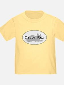 Devon Rex Oval T