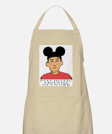 Psychotic Friends Network BBQ Apron