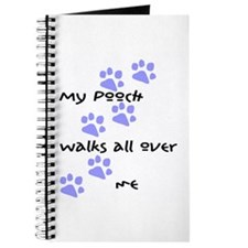 Cute My babies have paws Journal