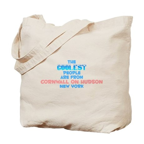 Coolest: Cornwall on Hu, NY Tote Bag