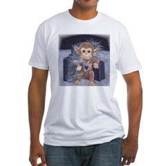 MONKEY SHIRT..... NOTHING ON BACK