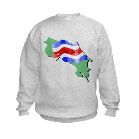 Costa Rica Kids Sweatshirt