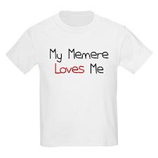 My Memere Loves Me T-Shirt