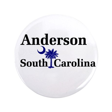 """Anderson South Carolina 3.5"""" Button (100 pack)"""