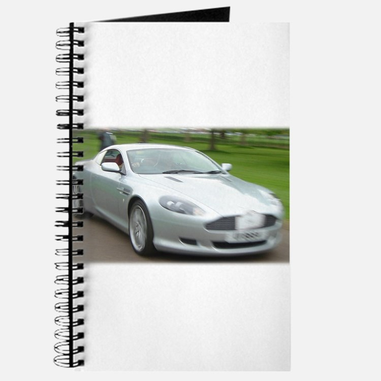 Cute Aston martin Journal