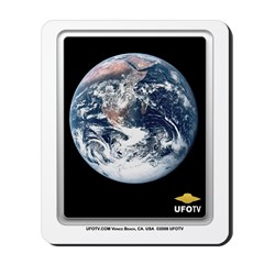 Earth From Space Mousepad