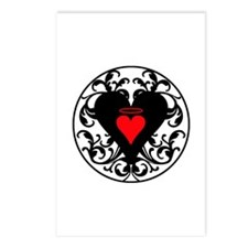 My Angel Heart Postcards (Package of 8)