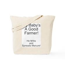 Farmer Baby - Boy Tote Bag