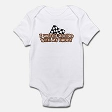 20 Racing Daddy Infant Bodysuit