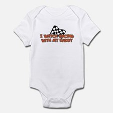 24 Racing Daddy Infant Bodysuit