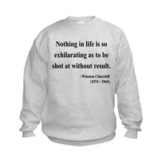Winston Churchill 16 Sweatshirt