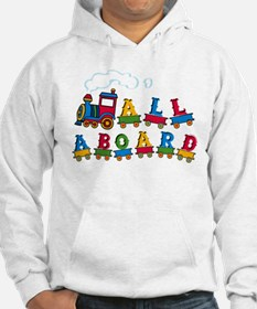 All Aboard Hoodie