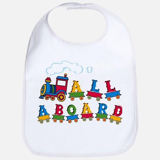 All Aboard Bib