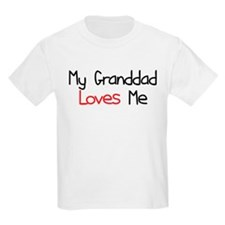 My Granddad Loves Me T-Shirt