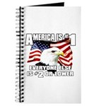 AMERICA IS #1 Journal