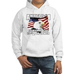 AMERICA IS #1 Hooded Sweatshirt