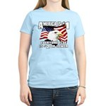 AMERICA IS #1 Women's Light T-Shirt