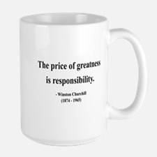 Winston Churchill 18 Coffee Mug