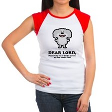 Dear Lord Women's Cap Sleeve T-Shirt