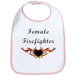 Female Firefighter Bib