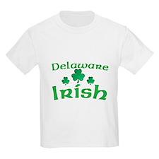 Delaware Irish Shamrocks T-Shirt