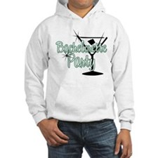Green Martini Bachelorette Party Jumper Hoody