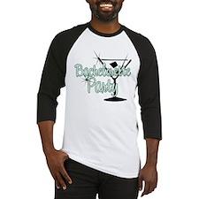 Green Martini Bachelorette Party Baseball Jersey