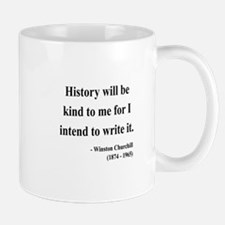 Winston Churchill 20 Small Small Mug