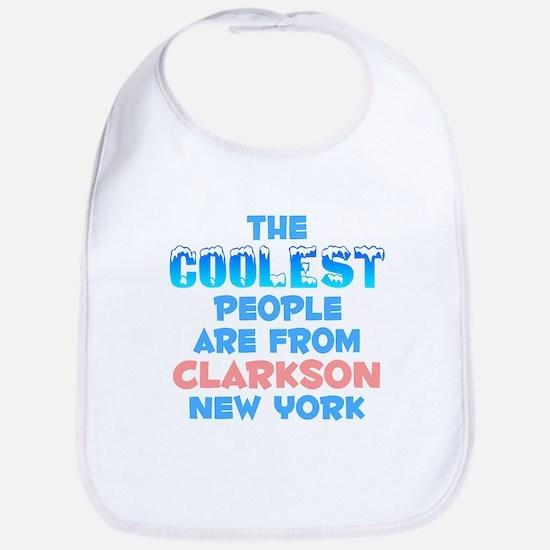 Coolest: Clarkson, NY Bib