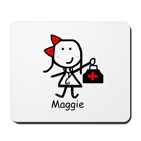 Medical - Maggie Mousepad