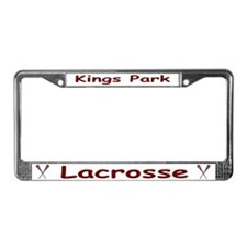 Kayla License Plate Frame