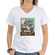 School Bus Dispatcher Female Shirt