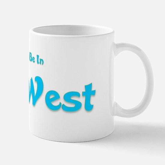 I'd Rather Be...Key West Mug
