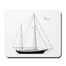 C.Lee Clippers Mousepad