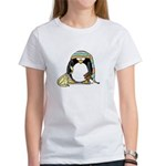 Bedtime Penguin Women's T-Shirt