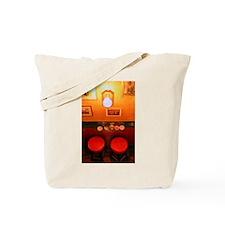 Bar Stools<br> Tote Bag