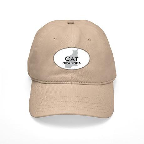 House Cat Grandpa Cap