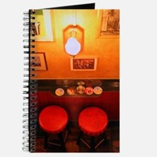 Bar Stools<br>Blank Journal