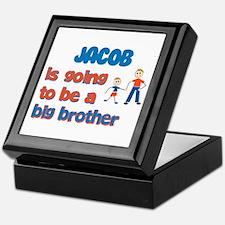 Jacob - Going to be a Big Bro Keepsake Box