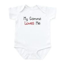 My Gamma Loves Me Infant Bodysuit