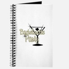 Yellow Martini Bachelorette P Journal