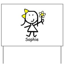 Daisy - Sophie Yard Sign