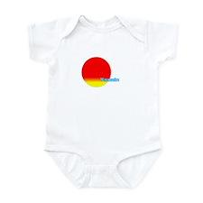 Yazmin Infant Bodysuit