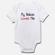My Babcia Loves Me Infant Bodysuit