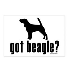 got beagle? Postcards (Package of 8)