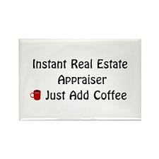 Real Estate Appraiser Rectangle Magnet (10 pack)